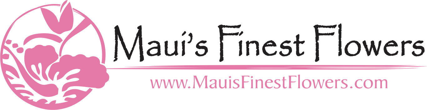 Maui's Finest Flowers – Flowers From Maui Logo