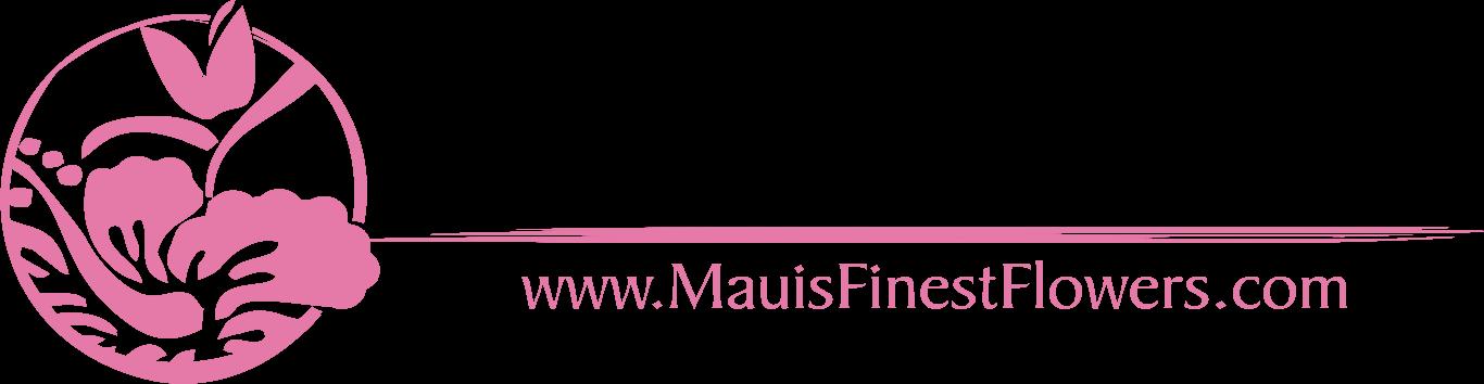 Mauis Finest Flowers Logo